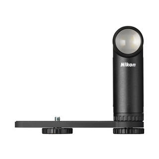 ニコン(Nikon)のld1000 BK ブラック Nikon LEDライト 新品 ニコン(ストロボ/照明)