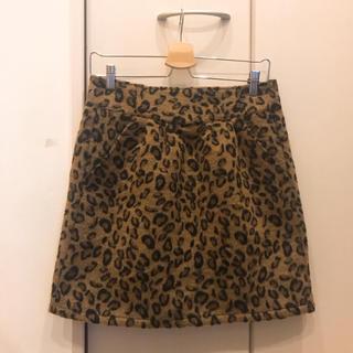 ナイスクラップ(NICE CLAUP)のミニスカート(ミニスカート)