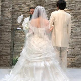 タカミ(TAKAMI)のロングベール(フォーシスアンドカンパニー)(ヘッドドレス/ドレス)