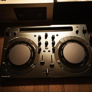 パイオニア(Pioneer)の★美品★パイオニア/Pioneer DJコントローラー DDJ-WEGO4-K★(DJコントローラー)
