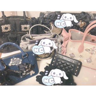クリアクレア(clear crea)のCREA シンディベンディ バック&財布&手袋セット販売‼️(ハンドバッグ)