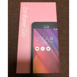エイスース(ASUS)の▼新品完全未開封!!送料込み!!Zenfone Go ZB551KL-PK16(スマートフォン本体)