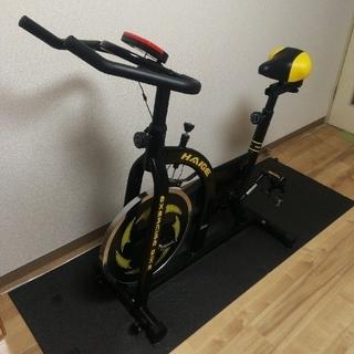 HAIGE HG-YX-5006 値下げ 手渡し エアロバイク スピンバイク(トレーニング用品)