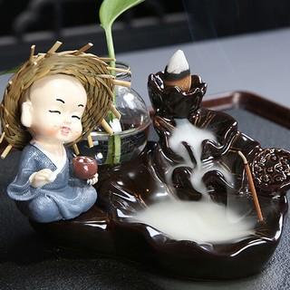【陶器製香炉】(お香/香炉)