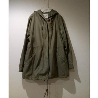 エヘカソポ(ehka sopo)のエヘカソポ*ライナー付きジャケット(スプリングコート)