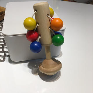 ネフ(Neff)のネフ ドリオ 木のおもちゃ ガラガラ(がらがら/ラトル)