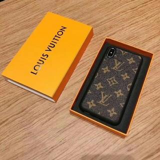 ルイヴィトン(LOUIS VUITTON)の新品未使用  LV iPhone携帯の殻(iPhoneケース)