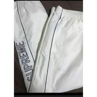 シュプリーム(Supreme)のSupreme - Striped Logo Warm Up Pant(その他)