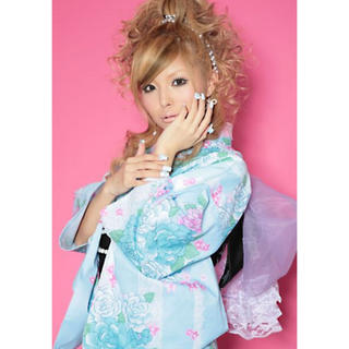 キャンディドール(Candy Doll)のレア!益若つばさプロデュース浴衣(浴衣)