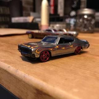 クライスラー(Chrysler)のHW ホットウィール50周年 BUICK GTX ミニカー(ミニカー)