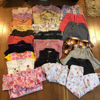 スキップランド(Skip Land)のサイズ95、100   まとめ売り  女の子   春物   夏物  (Tシャツ/カットソー)