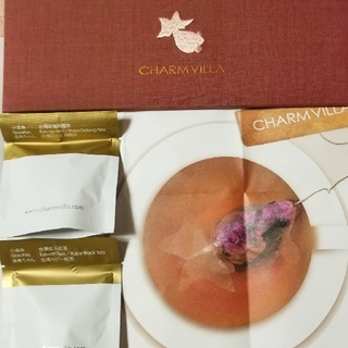 CHARM VILLA 金魚ティーパック(茶)