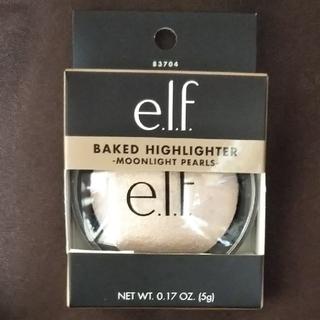 エルフ(elf)の新品♡ベイクドハイライター  ムーンライトパール(フェイスカラー)