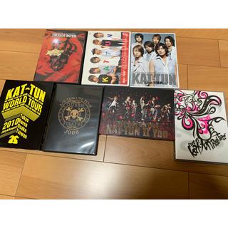 カトゥーン(KAT-TUN)のKATーTUN DVD(アイドルグッズ)