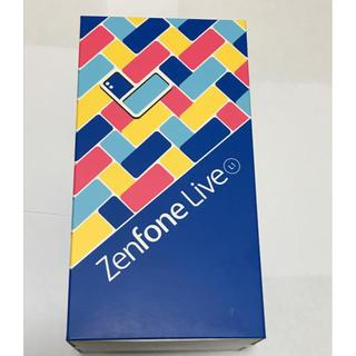 エイスース(ASUS)のZenfone Live L1 新品・未開封(スマートフォン本体)