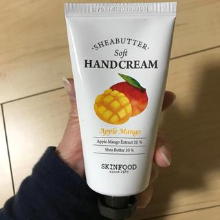 スキンフード(SKIN FOOD)のSKINFOOD  非売品  ハンドクリーム マンゴー(ハンドクリーム)