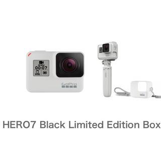 GoPro - 新品未開封 HERO7 Black Limited Edition Box