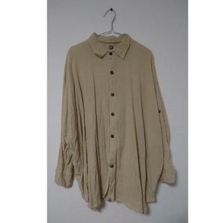 チャイハネ(チャイハネ)のビックシルエット シャツ(Tシャツ/カットソー(七分/長袖))