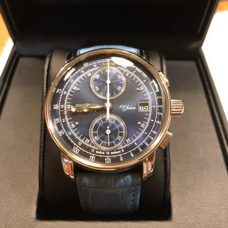 ツェッペリン(ZEPPELIN)のZEPPELIN (ツェッペリン)100周年記念モデル(腕時計(アナログ))