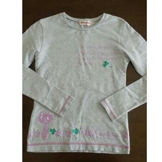 ティンカーベル(TINKERBELL)のTINKERBELL 女児140 長袖Tシャツ(Tシャツ/カットソー)