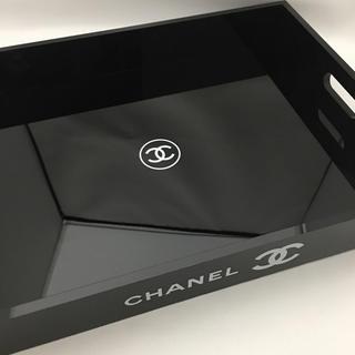 CHANEL - CHANEL コスメ アクセサリー トレー 非売品  大