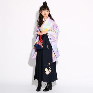 ピンクラテ(PINK-latte)のピンクラテ 今期 卒服 WEB限定 袴セット(和服/着物)