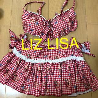 リズリサ(LIZ LISA)の【LIZ LISA】ビキニ 水着(水着)