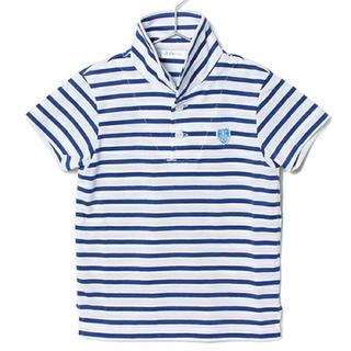 オーシバル(ORCIVAL)のオーシバル     キッズ 丸襟ポロシャツ(Tシャツ/カットソー)