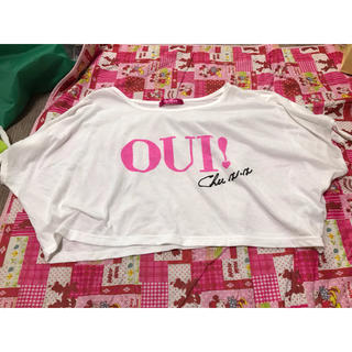 チュー(CHU XXX)のTシャツ(Tシャツ/カットソー)