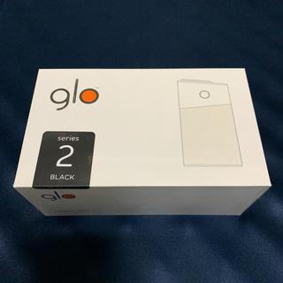 グロー(glo)のglo シリーズ2 リッチブラック 未開封品(タバコグッズ)