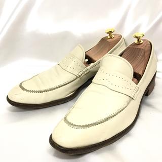 アルフレッドバニスター(alfredoBANNISTER)のalfredo BANNISTER スリッポン  ローファー 25.5cm 革靴(ドレス/ビジネス)