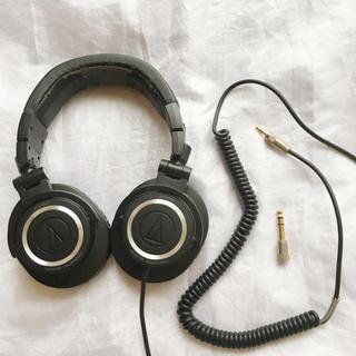 オーディオテクニカ(audio-technica)のオーディオテクニカ ATH-M50(ヘッドフォン/イヤフォン)