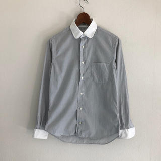 インディヴィジュアライズドシャツ(INDIVIDUALIZED SHIRTS)の長袖シャツ インディビジュアライズドシャツ(シャツ)