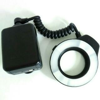 キヤノン(Canon)のキヤノン canon マクロリング ライト ストロボ ML-3(ストロボ/照明)