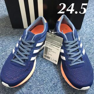 adidas - 【新品未使用】adiZERO boston BOOST 2 W 24.5