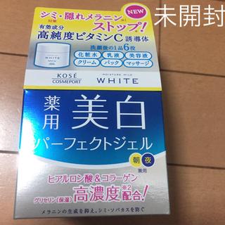 コーセーコスメポート(KOSE COSMEPORT)の薬用 美白 パーフェクトジェル 100g 未開封(オールインワン化粧品)