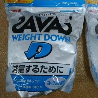ザバス(SAVAS)のプロテイン ザバス ヨーグルト味(プロテイン)