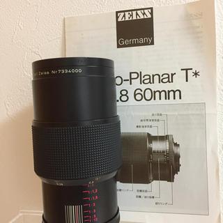 キョウセラ(京セラ)のZeiss Makro Planar(フィルムカメラ)