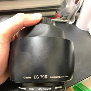 キヤノン(Canon)のEF85mm f1.2LII(レンズ(単焦点))