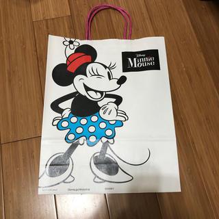 ディズニー(Disney)のミッキー90周年 限定 紙袋(ショップ袋)