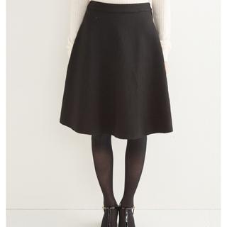ハコ(haco!)のHaco!リバーシブルフレアスカート(ひざ丈スカート)