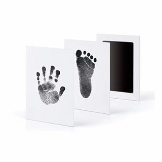 汚れない!手形足形インク ブラック(手形/足形)