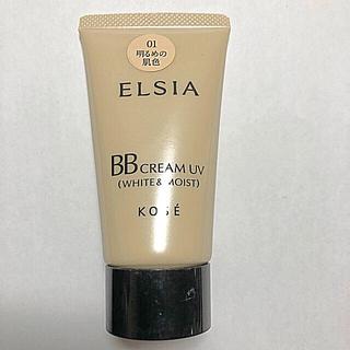 エルシア(ELSIA)のKOSE エルシア BBクリームUV 01(BBクリーム)