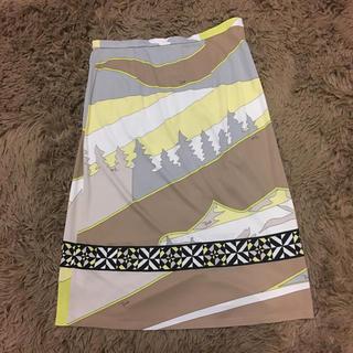 エミリオプッチ(EMILIO PUCCI)のエミリオプッチ♡スカート(ひざ丈スカート)