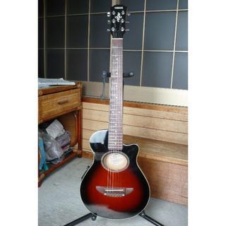 ヤマハ(ヤマハ)のYAMAHA ヤマハ APXT-1A 貴重な 日本製!(アコースティックギター)