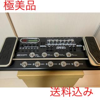 ズーム(Zoom)の[室内使用のみ]Zoom ギター用マルチエフェクター 「G9.2tt」(エフェクター)