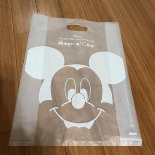 ディズニー(Disney)のmagic of color ミッキー ショップ袋(ショップ袋)