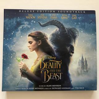 ディズニー(Disney)の美女と野獣 サウンドトラック CD(映画音楽)