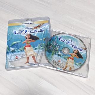 Disney - 未再生 ディズニー ♡ モアナと伝説の海 DVD