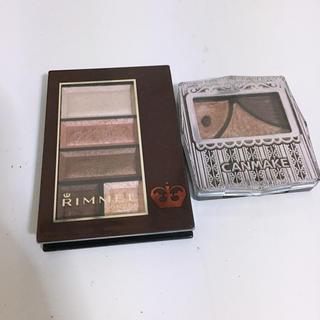 リンメル(RIMMEL)のブラウン系シャドウ セット売り まとめ売り(アイシャドウ)
